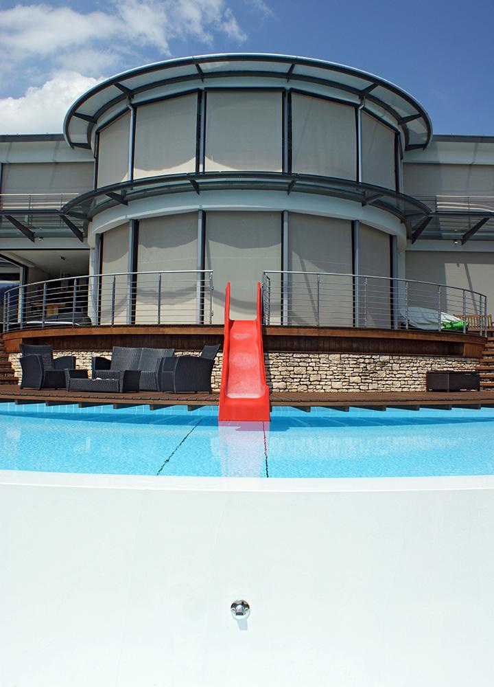 Swimmingpoolbeschichtungen